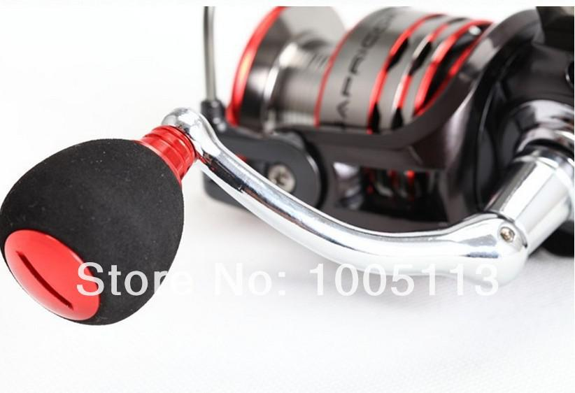 Wholesale-Free shipping Fishing reel MR3000 12+1 abu daiwa Metal Spinning Fishing reels carp fishing saltwater Lures Wholesale
