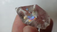 Wholesale ct Tibet Water Clear Quartz Crystal Herkimer Diamond W Great Rainbows