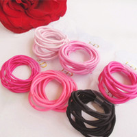baby accessary - New Colorful Baby Girl Kids Tinir Accessary Hair y HaBands Elastic Ties Ponytail Holder
