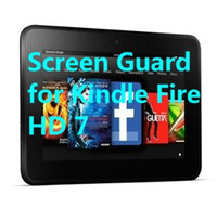 amazon retailers - New Arrival For Kindle Fire HD quot Screen Protector Film Guard without retailer package