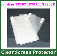 asus transformer pad amazon - 2pcs Customized Transparent Screen Protector Protective Film for Asus Transformer Pad TF303 TF303CL TF303K with Retail Package
