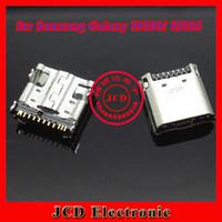 Cheap 20pcs lot by DHL Fedex Samsung Galaxy I9200  I9205  Tab 3 10.1 P5200 Micro USB Connector charging port
