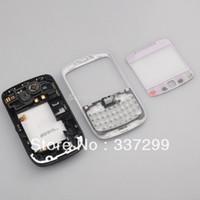 Wholesale High Quality Violet Full Housing Cover Case for Blackberry Curve Original OEM