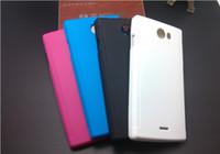 al por mayor iocean x7-iocean caso de la cubierta x7 HD teléfono mtk6589 caso x7 x7s originales Funda de Silicona