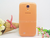 Wholesale MOQ pc Ultra thin Ultra light Phone Case For Samsung Galaxy S4 I9500 S IV Cases For GalaxyS4 SIV Cell Phone