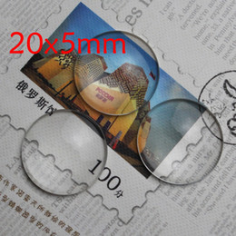 Wholesale 200PCs Fashion Clear round Flat backs Glass Cabochons mm for Jewelry amp Mobilephone Decoration
