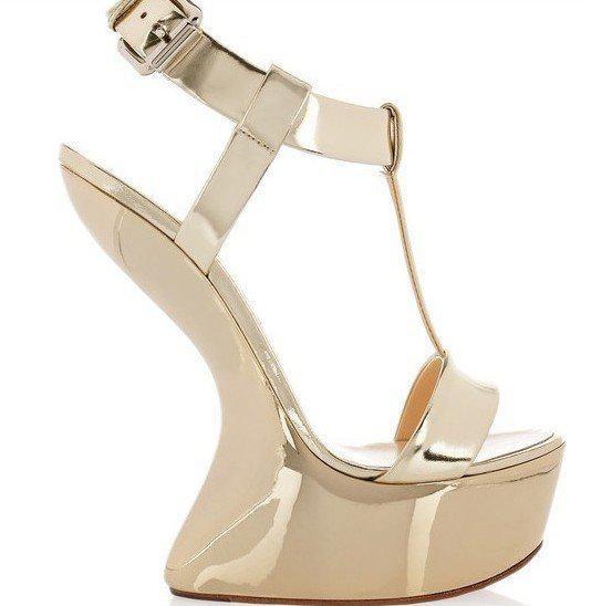 No Heels Wedge Platform Shoes New 14cm High Heel Shoes Pumps Shoes