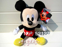 mickey mouse plush toy - stuffed Mickey Mouse plush toys doll Mickey Mouse stuffed dolls for kids gifts