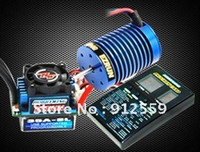 ezrun - Hobbywing EZRUN Brushless system COMBO B6 T kv Brushless Motor A ESC for RC CAR