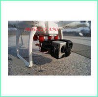 axis ptz - Two Axis Tilt Pan Gopro Camera Gimble Mount PTZ for DJI Phantom Quadcopter Free Shippng