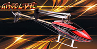 Wholesale Freeshipping GT450L DFC TT Version GHz CH RC Helicopter Kit Fits Align Trex