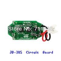 antenna circuits - JXD Circuit Board Receiver PCB Box Main Board Spare Parts For JXD JD Ch Helicopter With D Axis UFO