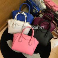 Wholesale Popular designer brand antigona bag and purse the best gift tote pu leather bag classic designer brand bag