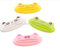 bathroom cleansers - 5 lovely animal toothpaste amp facial cleanser dispenser bathroom using design