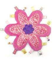 baby blanket taggies - Taggies Peek A Boo Flower Me Fun Baby Blanket for Kids Comfort Towel for KIds Envelope for Newborns