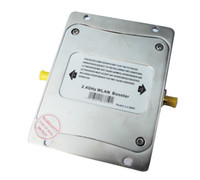 Wholesale New Electrionic W GHz B G N WiFi Wireless Signal Booster Broadband Amplifier Dropshipping