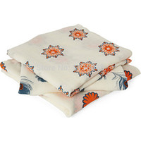 bamboo baby bedding - 2015 Bamboo fibre Aden anais carbasus baby blanket bath towel bed sheets blanket