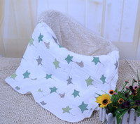 bath and linens - Aden Anais Thicken Muslin Cotton Infant linens envelopes for newborns Swaddle Blanket Baby Bath Towel Aden And Anais