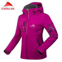 Wholesale Mountain Women s Waterproof Rain Fleece Softshell climbing Hiking Jacket Ladies Outdoor Sports Coats