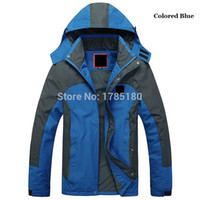 hunting clothes - Brand Softshell Jacket Men Outdoor Hiking Waterproof Clothes Breathable Warm wind breaker Hunting Cimbing Clothing