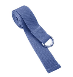 Wholesale Promotion Retail Cotton Yoga Strap Stretch Belt Gym Exercise Webbing Fitness Workout Rope Betls Straps