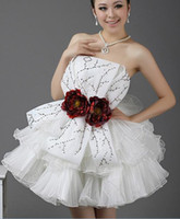 Fashion Wedding Dresses Women's Clothings Lively and charmin...