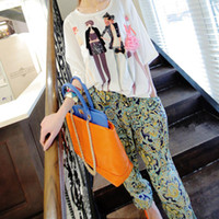 beach bloomer - spring and summer Bohemia national trend bloomers harem pants casual pants wide leg pants female beach pants Factory Price
