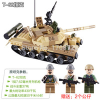 Wholesale 2015 new arrival toys assembled military war military vehicle tank Aircraft plastic building blocks toys for children