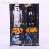 batman collection - Star Wars Stormtrooper Darth Vader PVC Action Figure Collection Model Toy quot CM SWFG044