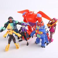 big black beast - Marvel Movie cm Beast Corps Garage Kits Big Hero Baymax PVC Minion Toys Pocoyo Super Heroes Fat Machine Transformation Robot