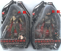 batman cap sale - BERSERKER FALCONER PREDATOR Boxed neca TOY avpr action figure doll model hot sale birthday gift