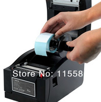 Wholesale USB interface thermal barcode amp adhesive sticker Label printer