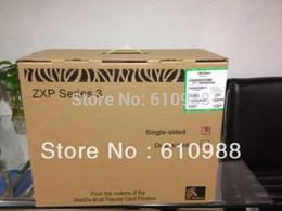 Wholesale 2015 ZEBRA ZXP Series single side Card printer Canton fair best selling
