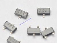 Cheap Free shipping 20PCS SMD FET 2N7002 702 0.115A 60V N -Channel SOT23 20PCS