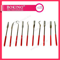 Wholesale diamond needle files diamond tools set metalworking tool jeweler tools dremel accessories pack