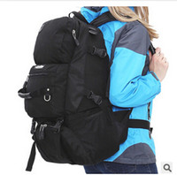 Wholesale 2015 Mochila Large Men Women Outdoor Military Tactical Backpack Camping Hiking Bag Trekking Sport Rucksacks travel bags L