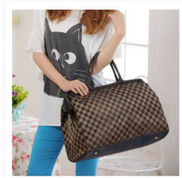 Wholesale 2015 large capacity high quality women travel bag luggage bags one shoulder cross body men travel luggage bag