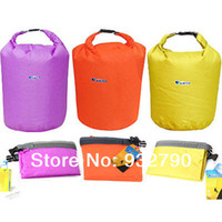 abs activities - Outdoor Activities Unisex L Dry Bag Cover Pocket Water Resistant Canoe Floating Boating Kayaking Camping Waterproof pack
