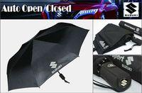 auto open close umbrella - Excellent AUTO Open Close Folding umbrella SUZUKI Swift SX4 CAR Gift