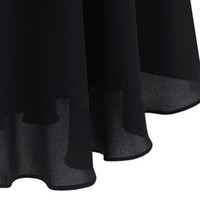 Wholesale Long Tank Top Xxl Women - Fashion S XXL Summer 2015 Spring New Tops Tees Shirts Women Small Vest Tank Dress Chiffon Blouse Sleeveless Europe Style Clothes