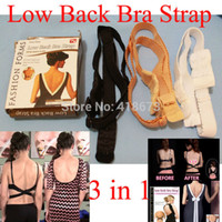 adhesive for nylon - Hot Sale Pieces in Fashion Forms Adjustable Low Back Bra Strap Extension for Low Back Dresses