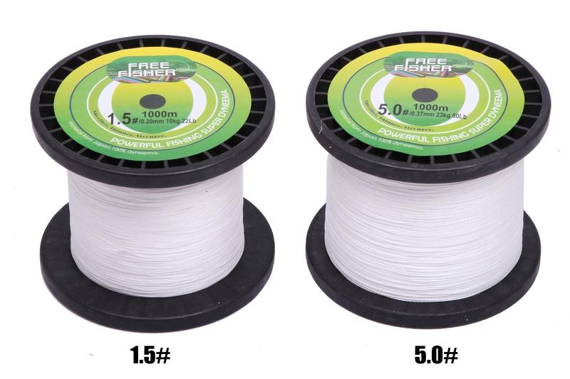 1000m braided fishing line 8lb 15lb 20lb 22lb 28lb 36lb for 20 lb braided fishing line