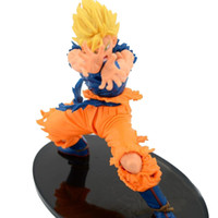 balls gifs - cm Dragon Ball Z action figures Tenkaichi Vol Son Goku PVC Figure Shockwave Posture kids gifs New in Box