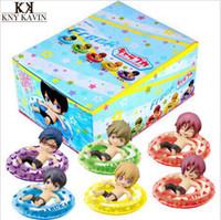 batman collectibles - watobi Swim Club Rin Macoto Haruka Nagisa Rei quot Mascot Anime Figure Mascot Anime Collectibles Figurine Brand New in