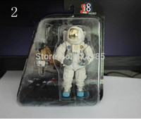 astronaut model - Special explosion models genuine American astronauts to the moon model aircraft model military soldiers Toys Apollo astronauts