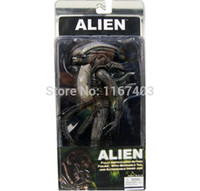 aliens marine - SCI FIRECOLTECK Aliens Series Alien Queen AVP Action Figure Collectible Model baby toy anime Aliens Colonial Marines