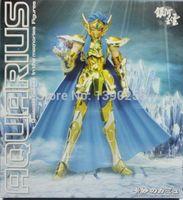 action figure stores - In store Galactic Nebula Saint Seiya Ex Myth Cloth EX Aquarius Camus Action Figure cavaleiros do zodiaco