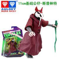 auldey toys - AULDEY Cartoon Action Figure Toys TMNT Ninja Master Splinter CM PVC Action Figure Model Toy For Children