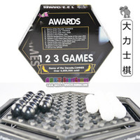 abalone board game - 2015 Rushed Abacus Math Toys Educational Toy Wang Bao Abalone quot hercules quot Ball Game For Intelligence Chess Push Puzzle Board Toys
