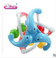 Wholesale Baby toys voice exercise body sensory hearing security environmental protection building blocks